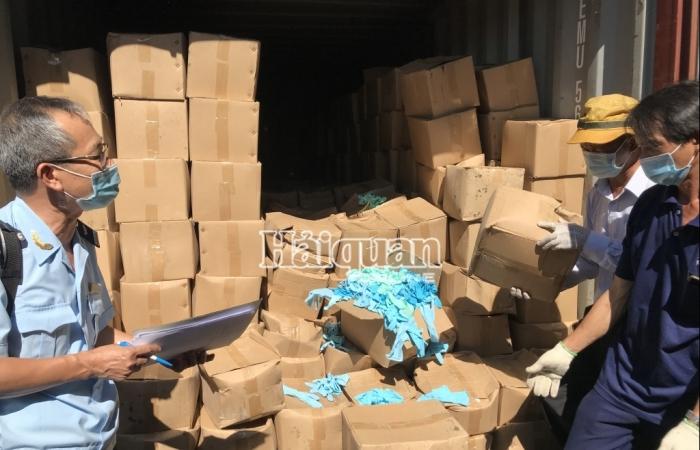 Hướng dẫn thủ tục, thuế suất nhập khẩu mặt hàng găng tay cao su