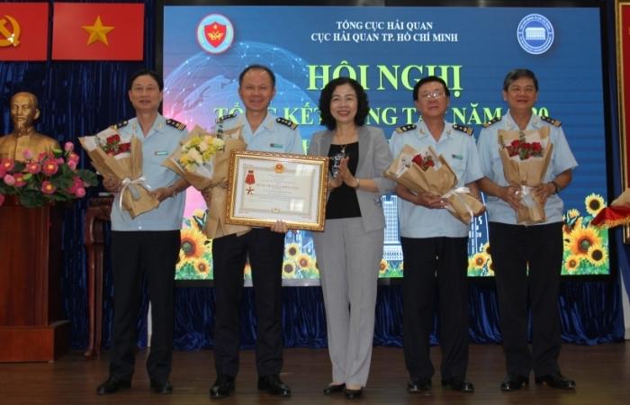 Cục Hải quan TPHCM đóng góp quan trọng vào kết quả của ngành Tài chính
