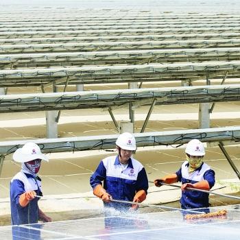 GEC - Bừng sáng nhờ điện mặt trời