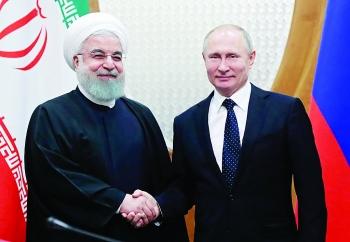 Nga hưởng lợi trong cuộc khủng hoảng Mỹ-Iran