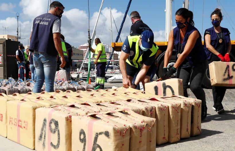 Các nước tăng cường đấu tranh phòng chống tội phạm ma túy