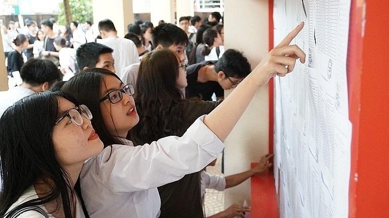 Nhiều ngành mới được mở ra, nhiều phương thức tuyển sinh được áp dụng trong kỳ thi tuyển sinh đại học năm 2021. Ảnh: ST