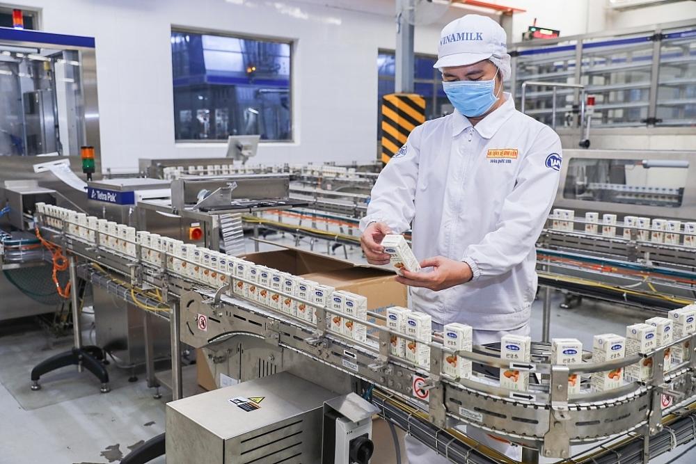 Công ty CP sữa Việt Nam (Vinamilk) được trao giải thưởng  Thương hiệu vàng lần này.