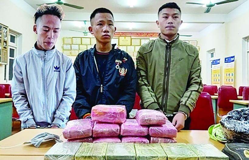 Nghệ An: Gian nan đối phó với tội phạm ma túy