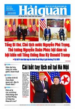Những tin, bài hấp dẫn trên Báo Hải quan số 26 phát hành ngày 10/1/2019