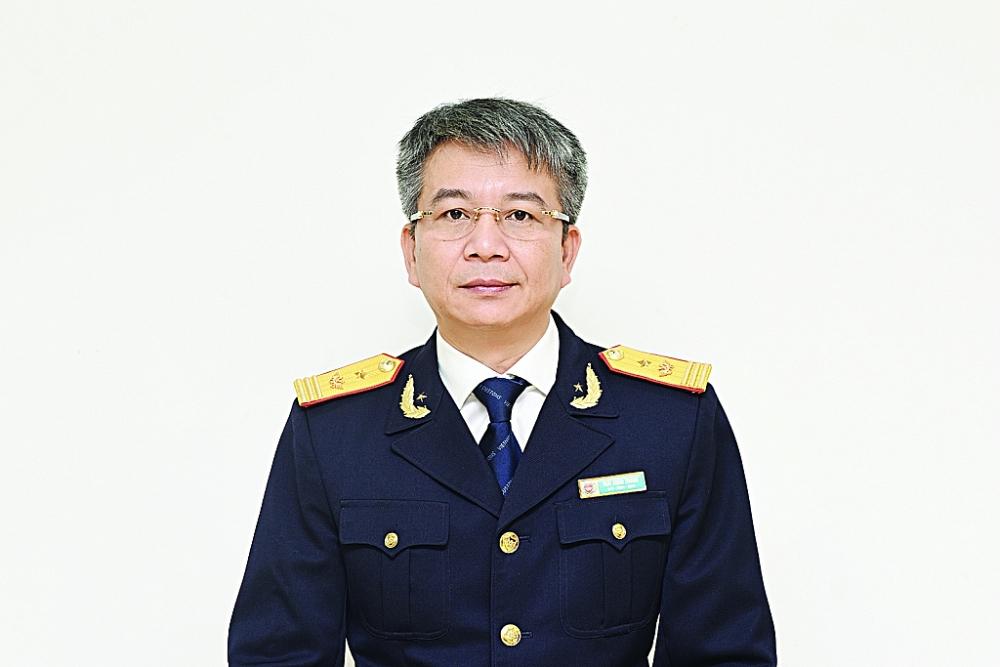 Phó Tổng cục trưởng Tổng cục Hải quan Mai Xuân Thành