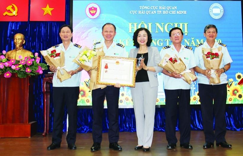 Hải quan TP Hồ Chí Minh: Hướng tới quản lý hải quan thông minh