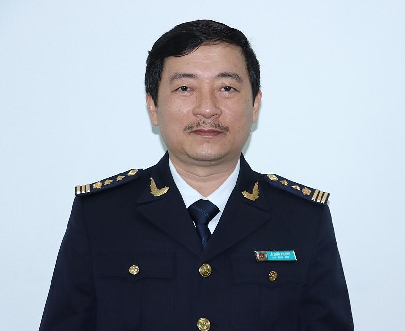 Cục trưởng Cục CNTT và Thống kê hải quan (Tổng cục Hải quan) Lê Đức Thành.