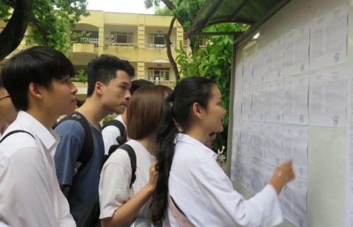 Các trường đại học dự kiến phương án tuyển sinh phù hợp với diễn biến dịch