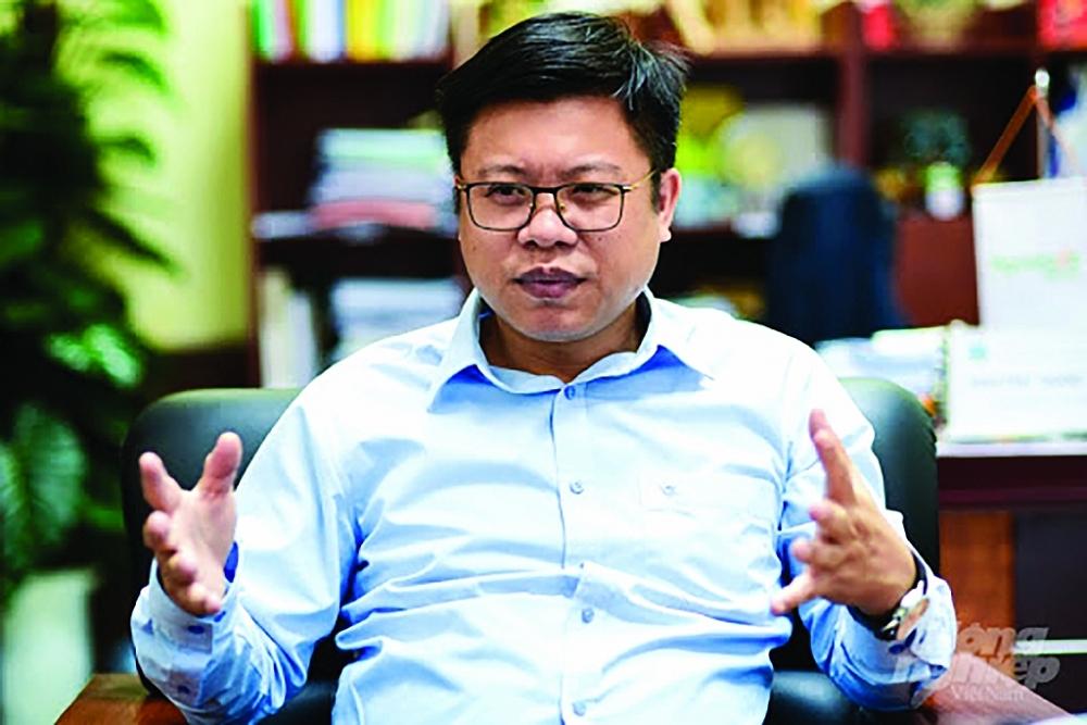 Ông Nguyễn Quốc Toản, Cục trưởng Cục Chế biến và Phát triển thị trường nông sản, Bộ Nông nghiệp và Phát triển nông thôn.