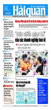 Những tin, bài hấp dẫn trên Báo Hải quan số 31 phát hành ngày 12/3/2019