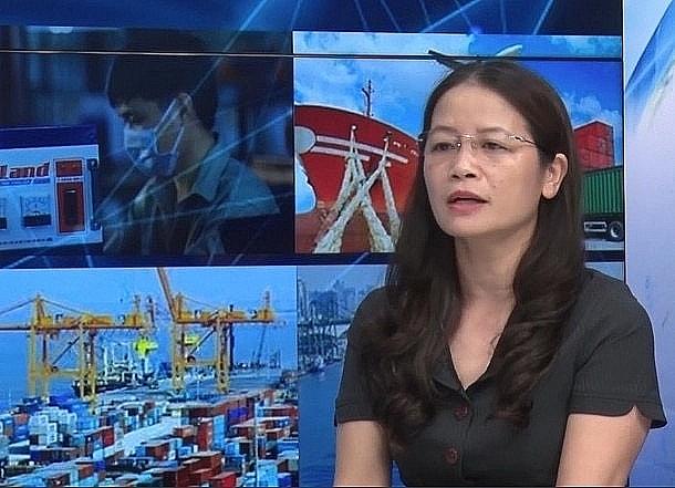 Bà Nguyễn Thị Thu Hà- Vụ trưởng Vụ Tuyên truyền và Hỗ trợ, Tổng cục Thuế.