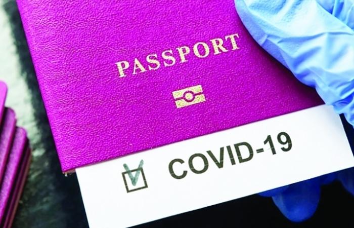 """Doanh nghiệp chờ đợi  thông hành  tấm """"hộ chiếu vắc xin"""