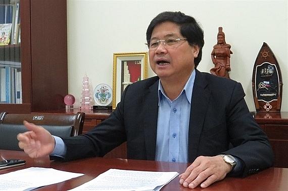 Thứ trưởng Bộ NN&PTNT Lê Quốc Doanh.