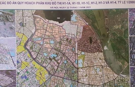 Đồng bộ, đồng thuận để giảm dân số khu vực nội đô Hà Nội