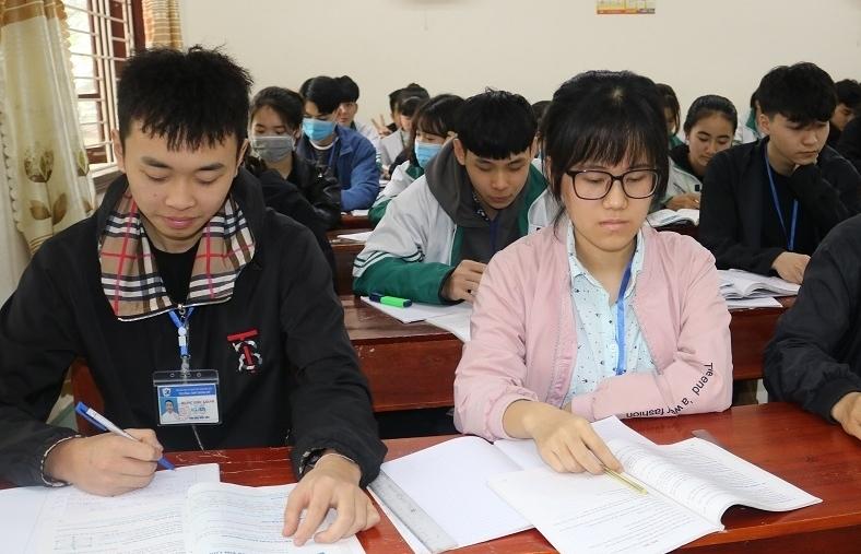 Chuẩn bị kỹ lưỡng cho kỳ thi tốt nghiệp THPT quốc gia