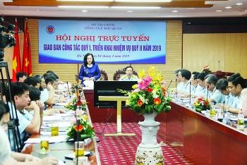 Thứ trưởng Bộ Tài chính Vũ Thị Mai:  Tập trung tái thiết kế hệ thống công nghệ thông tin