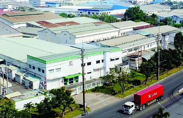 Bất động sản công nghiệp: Điểm sáng trên thị trường mùa dịch