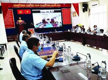 Hải quan TP Hồ Chí Minh: Tiên phong ứng dụng công nghệ 4.0  trong quản lý, điều hành