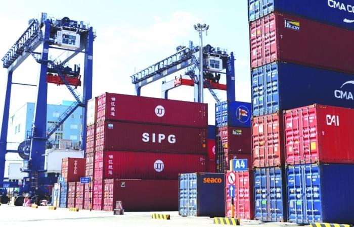 Xuất khẩu quý 1 tăng trưởng ấn tượng