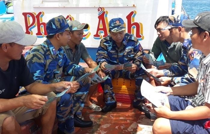 Đẩy mạnh tuyên truyền biển đảo, góp phần phát triển kinh tế biển