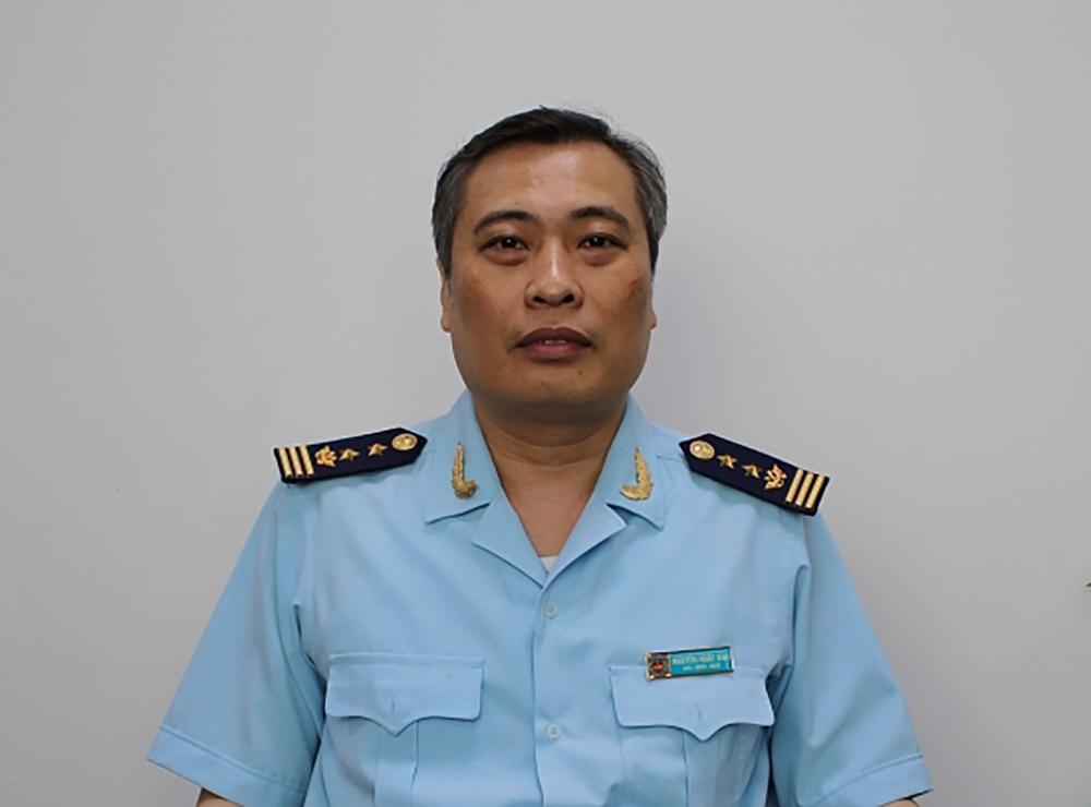 Cục trưởng Cục Quản lý rủi ro (Tổng cục Hải quan) Nguyễn Nhất Kha.
