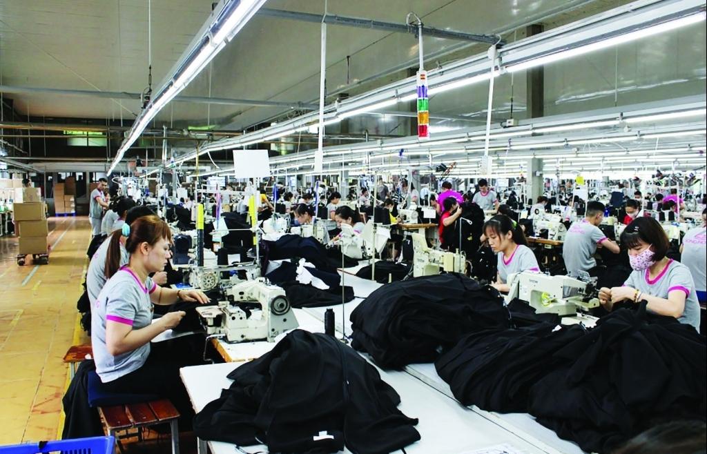 Nghị định 18: Bổ sung quy định đảm bảo bình đẳng giữa loại hình sản xuất và gia công