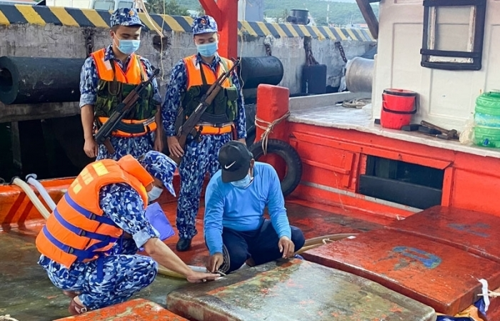 Buôn lậu xăng dầu trên biển vẫn dai dẳng