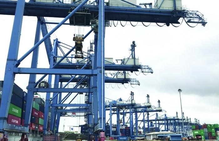 Chống dịch tại cảng biển lớn nhất cả nước