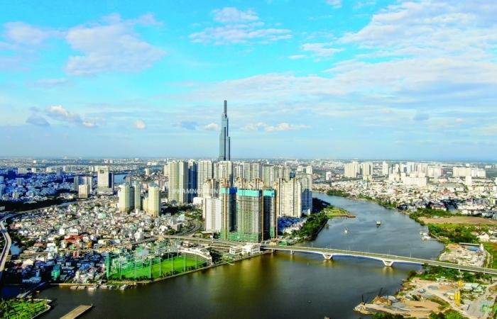 Diện mạo mới TP Hồ Chí Minh