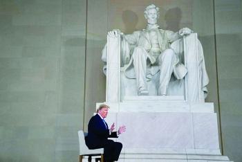 Tổng thống Trump định hình chiến lược tái tranh cử