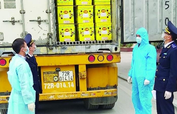 Hà Giang thực hiện phương thức phân đoạn vận tải quốc tế qua cửa khẩu Thanh Thủy