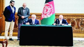 Bước đột phá lớn ở Afghanistan