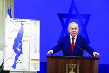 giai phap nao cho tham vong cua israel tai trung dong