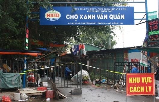Chợ xưa