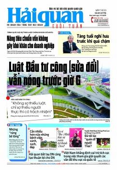 Những tin, bài hấp dẫn trên Báo Hải quan số 69 phát hành ngày 9/6/2019