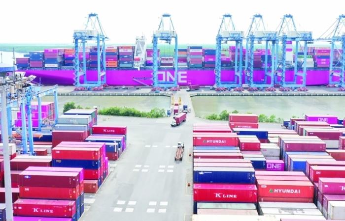 Tìm chủ nhân hàng chục container đất sét, bột thép tồn đọng tại cảng Cái Mép