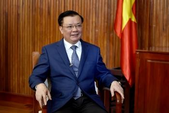 Bộ trưởng Bộ Tài chính Đinh Tiến Dũng: Tạo kênh đối thoại thực chất giúp nhà đầu tư Anh quốc hiểu rõ hơn về Việt Nam