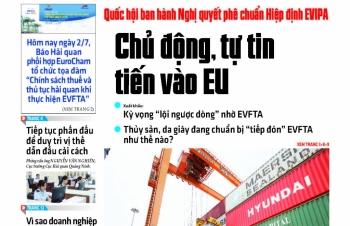 Những tin, bài hấp dẫn trên Báo Hải quan số 79 phát hành ngày 2/7/2020