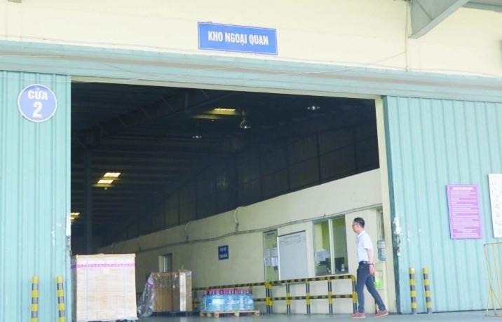 Sửa đổi quy định để quản lý chặt kho, bãi, địa điểm kiểm tra hàng hóa