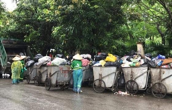 Trách nhiệm xử lý rác