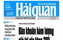 Những tin, bài hấp dẫn trên Báo Hải quan số 98 phát hành ngày 15/8/2019