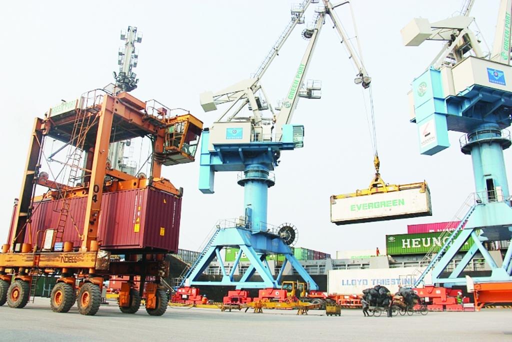 Phát triển cảng xanh -  Cơ hội để hội nhập