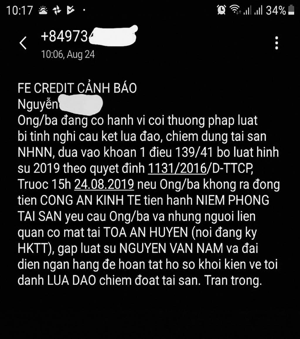 bung phat lua dao chu the atm qua dien thoai mang xa hoi