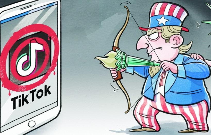 Nguy cơ bùng phát Chiến tranh Lạnh trên mạng giữa Mỹ và Trung Quốc