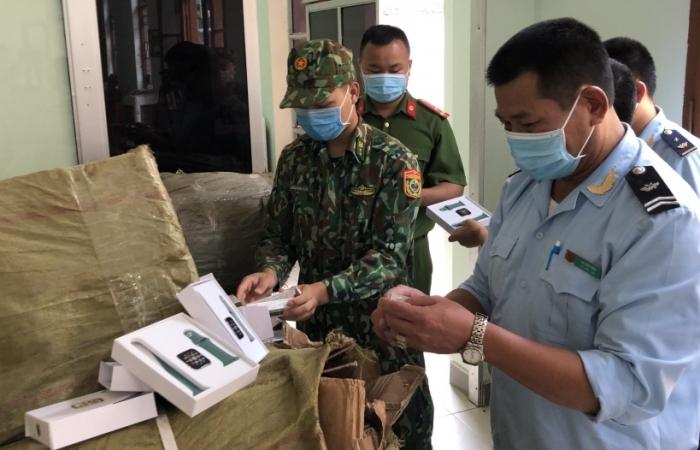 Lạng Sơn: Hàng giả nhãn hiệu, vi phạm sở hữu trí tuệ gia tăng