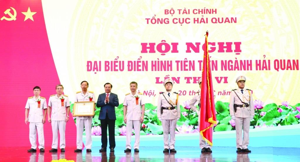 Phong trào thi đua yêu nước là động lực để Hải quan Việt Nam phát triển