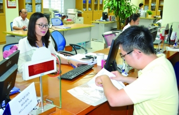 Cục Thuế thành phố Hà Nội: Tiên phong trong các phong trào thi đua  của ngành Thuế