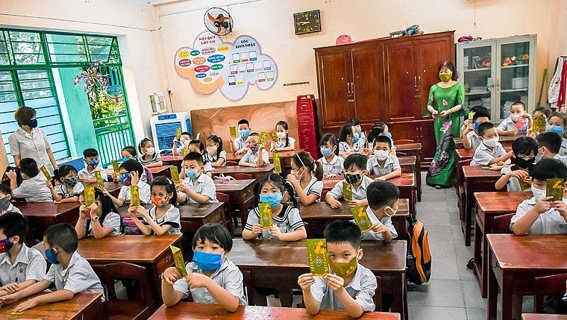 Đà Nẵng miễn học phí cho học sinh do dịch bệnh Covid-19.