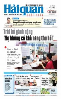 Những tin, bài hấp dẫn trên Báo Hải quan số 117 phát hành ngày 29/9/2019
